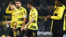 Борусія Д – Вольфсбург – 0:0 – відеоогляд матчу