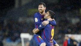 Реал Сосьедад – Барселона – 2:4 – видео голов и обзор матча