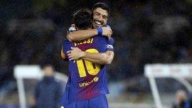 Месси забил исторический гол в ворота Реала Сосьедад красивым ударом со стандарта