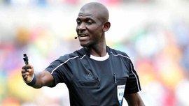 ФИФА объяснила пожизненную дисквалификацию арбитра Лампти