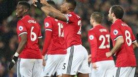 Манчестер Юнайтед – Сток Сити – 3:0 – видео голов и обзор матча