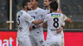 Селезнев забил гол за Акхисар Беледиеспор в дебютном матче и вывел клуб в 1/4 Кубка Турции