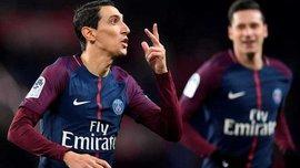Ди Мария забил фантастический гол в ворота Дижона