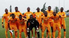 ЧАН-2018: Намібія дотисла Уганду і гарантувала собі вихід у плей-офф