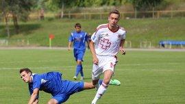 Шаповал підписав контракт з Чорноморцем