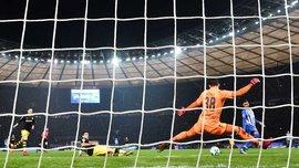 Герта – Боруссия Д – 1:1 – видео голов и обзор матча