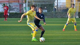 Сталь зіграла внічию з Ювентусом Бухарест – Еберт та Тіаго дебютували за український клуб
