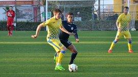 Сталь сыграла вничью с Ювентусом Бухарест – Эберт и Тиаго дебютировали за украинский клуб