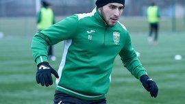 Чачуа: Лебеденко – единственный футболист, которому нравятся сборы