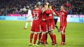 Бавария – Вердер – 4:2 – видео голов и обзор матча