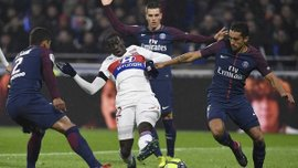 Ліон – ПСЖ – 2:1 – відео голів і огляд матчу