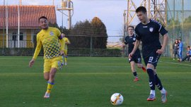 Сталь – Ювентус Бухарест – 0:0 – обзор матча
