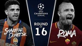 Шахтер – Рома: ситуация за месяц до первого матча 1/8 финала Лиги чемпионов