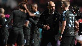 Брістоль Сіті – Манчестер Сіті: результативні помилки Зінченка та відмінна гра де Брюйне
