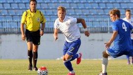 Радченко тренируется с Мариуполем