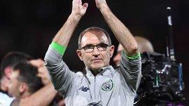 Мартин О'Нил будет работать со сборной Ирландии до 2020 года