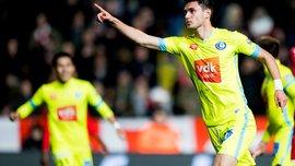 Яремчук знову забив за Гент – цього разу Антверпену