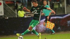 Ван Персі зіграв перший матч після повернення до Фейєнорда