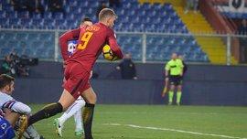Сампдорія – Рома – 1:1 – відео голів та огляд матчу
