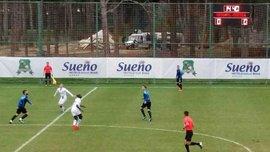 Чорноморець поступився Віторулу, але забив перший гол на зборах
