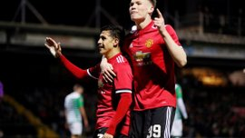 Кубок Англии: Манчестер Юнайтед разгромил Йовил в дебютном матче Санчеса, чилиец принял участие в двух голах