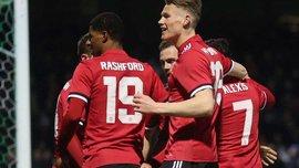 Йовил – Манчестер Юнайтед – 0:4 – видео голов и обзор матча