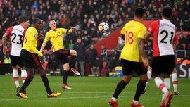 Кубок Англії: Вест Хем поступився Вігану, Саутгемптон пройшов Уотфорд