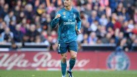 Роналду забив 100-й м'яч із пенальті в кар'єрі