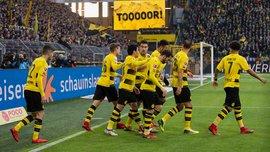 Боруссия Д – Фрайбург – 2:2 – видео голов и обзор матча