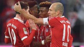 Баварія – Хоффенхайм – 5:2 – відео голів та огляд матчу