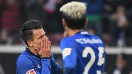 Коноплянка и Ярмоленко получили низкие оценки от Whoscored за матчи Шальке и Боруссии в 20 туре Бундеслиги