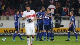 Штутгарт – Шальке – 0:2 – видео голов и обзор матча
