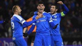 Маліновський забив крутий гол у матчі Генк – Сент-Трюйден, Безус зіграв 69 хвилин