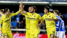 Вильярреал – Реал Сосьедад – 4:2 – видео голов и обзор матча