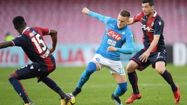 Наполи – Болонья – 3:1 – видео голов и обзор матча