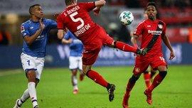 Байер – Майнц – 2:0 – видео голов и обзор матча