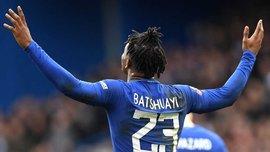 Батшуаи: Очень доволен своей игрой и для команды отличный результат