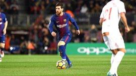Барселона одержала волевую победу над Алавесом в скандальном матче