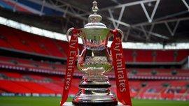 Жеребкування 1/8 фіналу Кубка Англії: стали відомі результати