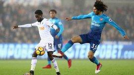 Суонсі – Арсенал – 3:1 – відео голів та огляд матчу