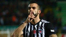 Негредо віддав геніальну передачу з льоту у  матчі Кубка Туреччини