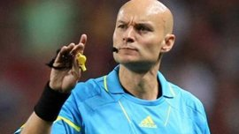Арбитр Шапрон, который ударил и удалил игрока Нанта, дисквалифицирован на 3 месяца