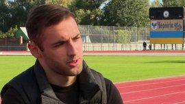 Арвеладзе підписав попередній контракт із Зорею