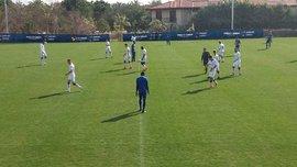 Черноморец – Шкупи – 1:1 – видео голов и обзор матча