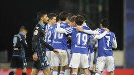 Реал Сосьедад – Депортиво – 5:0 – видео голов и обзор матча