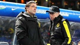 Боруссия Д определилась с заявкой на плей-офф Лиги Европы: перед Штегером стоял нелегкий выбор