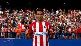 Атлетико не отдал Гайтана в аренду Зениту за 2 млн евро