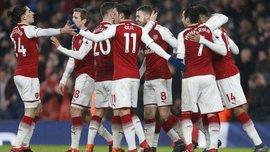 Арсенал – Эвертон – 5:1 – видео голов и обзор матча