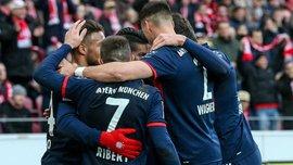 Майнц – Бавария – 0:2 – видео голов и обзор матча