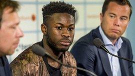 Вингер сборной Ганы Сарфо во второй раз арестован по обвинению в изнасиловании ребенка